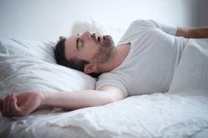 Your Raleigh dentist offers treatment for sleep apnea.